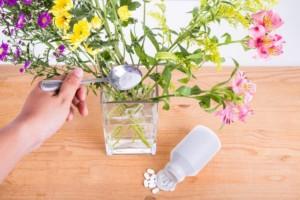Как дольше сохранить букет в вазе с водой